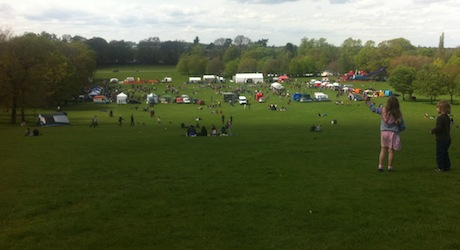 RSPCA Day at Wollaton Park